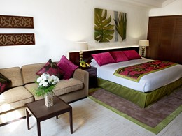 Junior Suite de l'hôtel Palm Tree Court à Dubaï