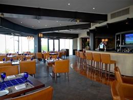 Restaurant Shooters de l'hôtel Palm Tree Court