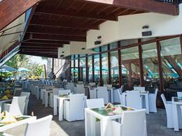 Restaurant La Fontana du Palm Tree Court
