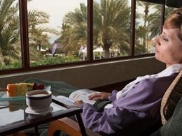 Le spa de l'hôtel 5 étoiles Palm Tree Court