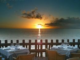Le restaurant Las Rocas du Jardin Tropical Hotel