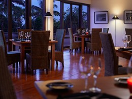 Le restaurant Black Coral