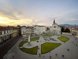 La place Santa Maria Novella