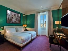 Deluxe Double Room du JK Place Roma, en Italie