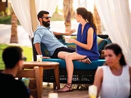 Le Kalsa Pool Bar de l'hôtel Jumeirah Al Naseem