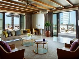 Ocean Terrace Suite du Jumeirah Al Naseem