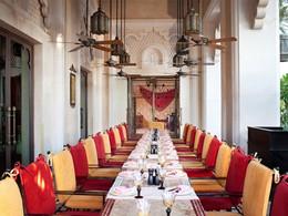 Restaurant Al Hambra de l'hôtel Al Qsar