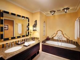 King Executive Ocean de l'hôtel Al Qsar à Dubaï