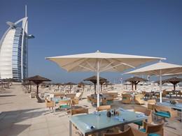 Restaurant Ocean Blue de l'hôtel Jumeirah Beach