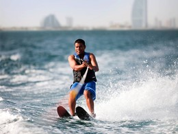 Autre activité nautique du Jumeirah Beach Hotel
