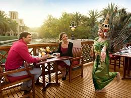 Restaurant Pai Thai de l'hôtel Dar Al Masyaf à Dubaï