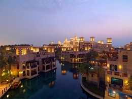 Vue du Dar Al Masyaf at Madinat Jumeirah Resort