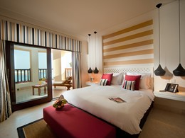 Marina Suite du Juweira Boutique Hotel à Oman