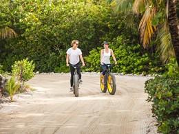 Balade à vélo