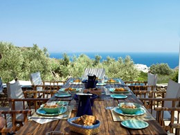 Délicieuse cuisine méditerranéenne