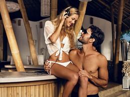 Séjour idéal en amoureux, à l'hôtel Karma Reef