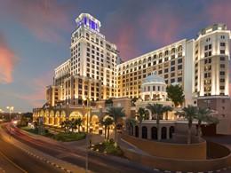 Vue exterieure de l'hôtel Kempinski Mall Of The Emirates à Dubaï