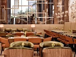 Le restaurant Aspen du Kempinski Hotel à Dubaï