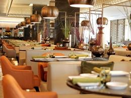 Le restaurant Olea du Kempinski Hotel à Dubaï