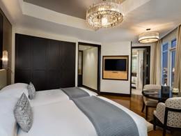 La Superior Room de l'hôtel Kempinski Mall Of The Emirates à Dubaï