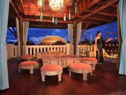 Le Club Lounge du Khaolak Laguna en Thailande