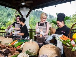 Découvrez la cuisine authentique thaïe au Khaolak Laguna