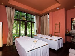 Le spa du Khaolak Laguna Resort en Thailande