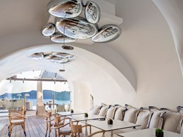 Le restaurant Anthos