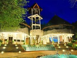 Vue du Koh Tao Cabana en Thaïlande