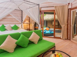 Beach Villa Sangu Jacuzzi®