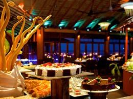 'O' Restaurant de l'hôtel Kuredu Island Resort