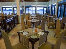 Le restaurant La Feuille D'Or