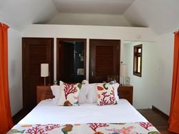 Anne Dieu-le-Veut Villa de La Belle Tortue aux Seychelles