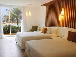 Chambre Mer de La Créole Beach Resort en Guadeloupe