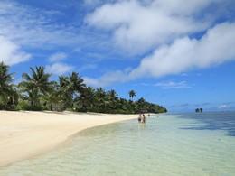 La plage d'Anse Réunion