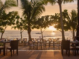 Le restaurant Sire Beachfront
