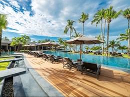 Le spa de La Flora Resort & Spa situé en Thailande