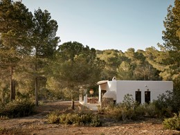 Guesthouse de l'hôtel La Granja à Ibiza