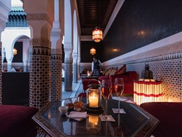 Le bar Le Marocain