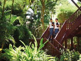 La Résidence d'Angkor vous offre un cadre intime et raffiné