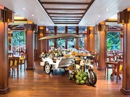 Le restaurant Spice Circle de La Résidence d'Angkor