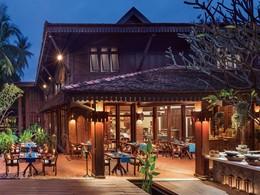 Cuisine khmère royale au restaurant Spice Garden de La Résidence d'Angkor