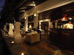 Doc Champa Bar du Belmond la Résidence Phou Vao au Laos