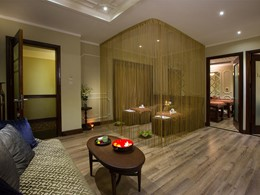 Le spa de l'hôtel 4 étoiles La Siesta à Hanoi