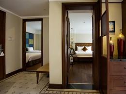 Family Suite de l'hôtel La Siesta à Hanoi