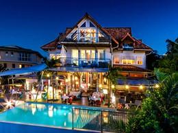 Vue de l'extérieur de La Suite Villa