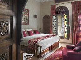 Chambre Prestige de La Sultana Marrakech au Maroc