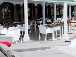 Restaurant Le Grand Bleu de l'hôtel La Toubana