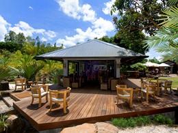 Le bar, lieu idéal pour se relaxer lors de son séjour