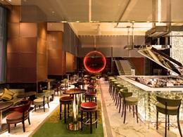 Le bar MO du Landmark Mandarin Oriental en Chine